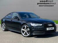 2015 Audi A6 2.0 Tdi Ultra Black Edition 4Dr Saloon Diesel Manual
