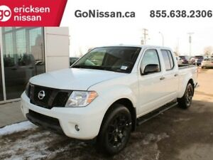 2018 Nissan Frontier Midnight Edition 4x4 Crew Cab 6 ft. box 139