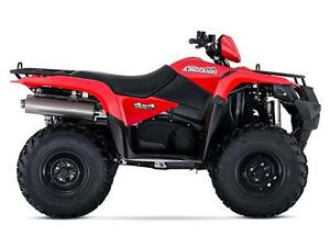 KINGQUAD 500 AXI P-S West Island Greater Montréal image 1