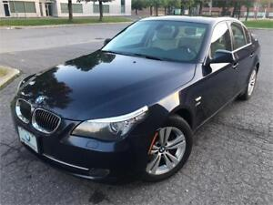 2010 BMW 5 Series 528i xDrive AUTO/AC/LEATHER/TOIT/GARANTI BMW