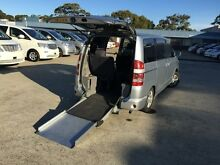 2002 Toyota Noah  Silver Automatic Wheelchair Transporter Brookvale Manly Area Preview