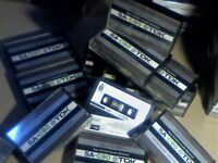 TDK SA SUPER AVILYN 90 CHROME CASSETTE TAPES. 1975-1977. MOST VINTAGEs AVAILABLE + C60s. MANY RARE.