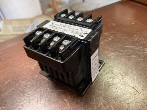 Hammond Power Control Transformer PT25QR PH50QR  240 480 12 24 volts  25VA  NIB