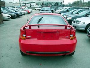 2002 Toyota Celica GT /Auto/ Accident Free / ONLY 127k / Alloys
