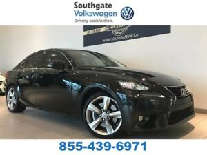 2015 Lexus IS 350 LEATHER | SUNROOF | LOW KMs