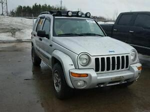 parting out 2003 jeep liberty