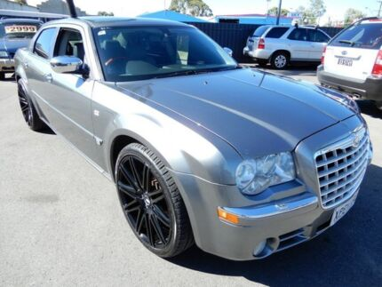 2007 Chrysler 300C MY2007 HEMI Grey 5 Speed Sports Automatic Sedan Enfield Port Adelaide Area Preview