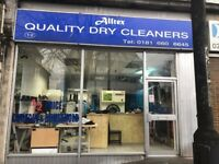 Dry Cleaner Shop Rent Out S[ace