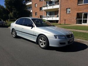 2006 HOLDEN VZ COMMODORE - LOW KS- VERY CLEAN - REGO AND RWC