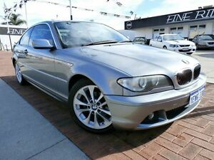 2004 BMW 320CI E46 MY04.5 Sport Steptronic Grey 5 Speed Sports Automatic Coupe Victoria Park Victoria Park Area Preview