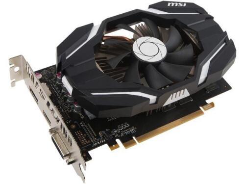 Купить MSI GTX 1060 6GOCV1 - MSI GeForce GTX 1060 DirectX 12 GTX 1060 6G OCV1 6GB 192-Bit GDDR5 PCI Express 3