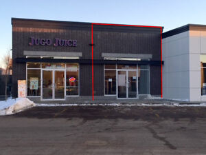 For Lease - 987 SF Retail Space in Aspen Plaza