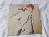 Vinyl LP The Third Face Of Fame – Georgie Fame CBS 63293 Stereo
