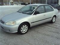 2000 Honda Civic Special Edition- IN HOUSE LEASING - ON SALE!