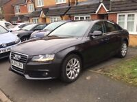 Audi A4 2.0 TDI Diesel 2009 Manual, GREY, 2 OWNERS, 2 KEYS, EXCELLENT CONDITION
