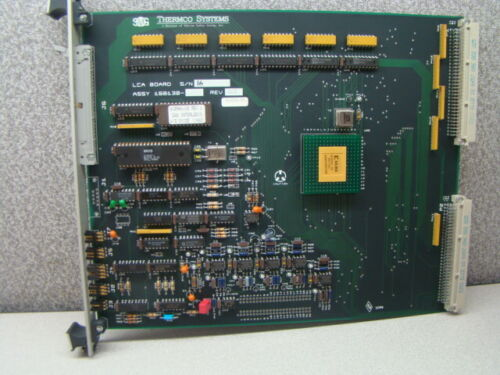 SVG THERMCO 603853-04 LCA WET/DRY OXIDE PROCESS PCB ASSEMBLY
