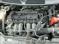 ford fiesta mk 6 1.25 engine out of a 2007 with 52k miles and warranty