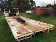 TRAY FLAT TOP HEAVY DUTY STEEL Inman Valley Victor Harbor Area Preview