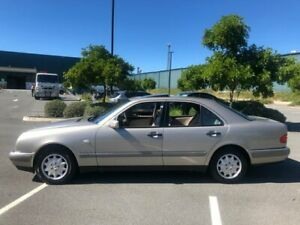 1996 Mercedes-Benz E200 Gold 5 Speed Automatic Sedan Arundel Gold Coast City Preview