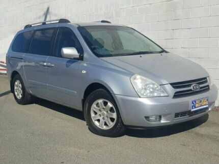 2005 Kia Grand Carnival VQ EX-L Silver Semi Auto Wagon Underwood Logan Area Preview