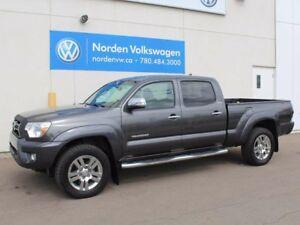 2013 Toyota Tacoma LIMITED DOUBLECAB