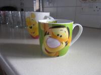 Tigger Tea/Coffee mug