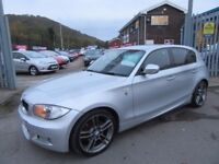 BMW 116d PERFORMANCE EDITION (silver) 2011