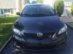 TOYOTA COROLLA 2010 ► A/C ► NEW SUMMER TIRES►LIKE NEW