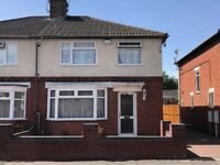 3 Bedroom House to rent on Newfield road,Radford, CV1 4ED area
