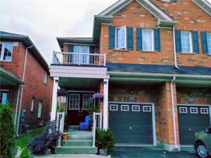 Wow! 3 Years New Semi- Detached Home Close To Everything!