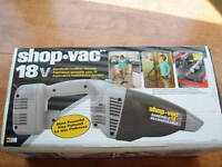 SHOP-VAC – Dry Vacuum – Household and Workshop Use – AS NEW