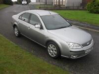 Ford Mondeo 2.0TDCi 130 ( SIV ) 2006.5MY Edge 2007 Only 76475 Mls MOT 22/4/17