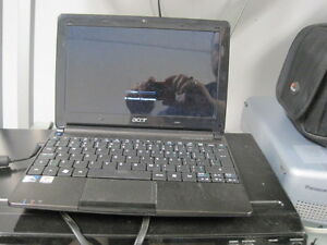 Acer Aspire One Note