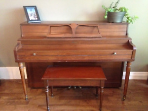 For Sale - Apartment Size Piano