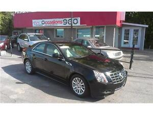 CADILLAC CTS4  SEDAN 2012  4 AWD 3.0L-CUIR BLUETOOTH