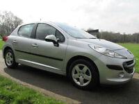 2008 (08) Peugeot 207 1.6HDI 90 ( a/c ) S
