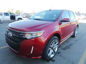 2013 Ford Edge AWD SPORT $238 bw  Zero Down Car Loans