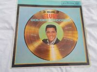 Vinyl LP Elvis Golden Records Vol 3 – Elvis Presley RCA Victor SF 7630 Stereo 1964