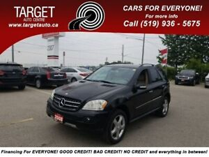 2008 Mercedes-Benz M-Class Loaded;Leather,Roof,Navi,Drives Great