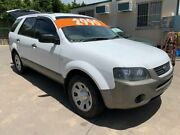 2009 Ford Territory SY Mkii TX (4x4) 6 Speed Auto Seq Sportshift Wagon Clontarf Redcliffe Area Preview