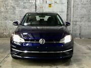 2017 Volkswagen Golf 7.5 MY17 110TSI DSG Comfortline Blue 7 Speed Sports Automatic Dual Clutch Mile End South West Torrens Area Preview