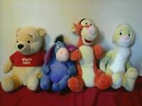 Winnie The Pooh Teddys
