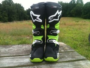 Alpinestars tech 10 motocross boots lx3