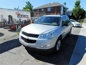 CHEVROLET TRAVERSE LS 2011 8 PASSAGERS (AUTOMATIQUE)