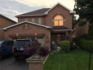 4 BED 3 BATH DETACHED FOR RENT - MISSISSAUGA