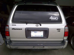 Looking for a 1996-97-98 toyota 4runner rear hatch door