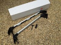 VW Scirocco Genuine Roof Bars