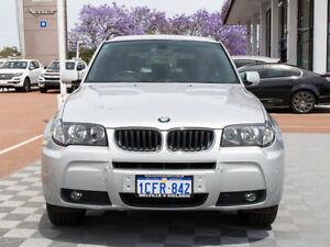 2006 BMW X3 E83 MY06 Steptronic Silver 5 Speed Sports Automatic Wagon