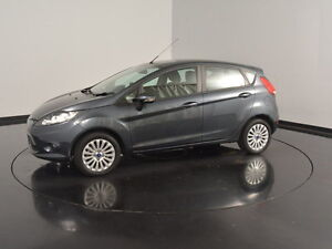 2012 Ford Fiesta WT LX PwrShift Metropolitan Grey 6 Speed Sports Automatic Dual Clutch Hatchback Welshpool Canning Area Preview