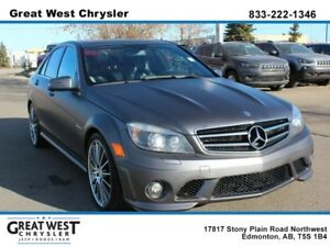 2011 Mercedes-Benz C-Class C63 AMG (FULL CUSTOM EXHAUST UP TO HE